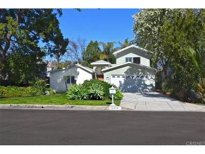 Sherman Oaks Single Family Home For Sale: 15213 Otsego Street
