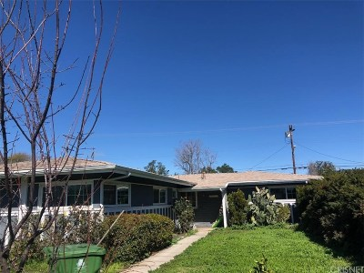 Los Angeles County Single Family Home For Sale: 16127 San Fernando Mission Boulevard