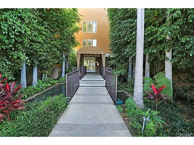 Studio City Condo/Townhouse For Sale: 4240 Fulton Avenue #103