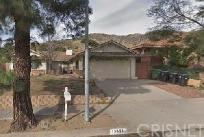 Sylmar Single Family Home For Sale: 13851 Almetz Street