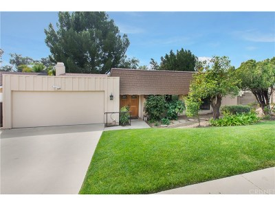 Granada Hills Single Family Home For Sale: 17158 Courbet Street