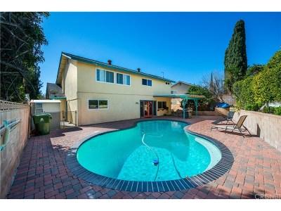 Northridge Single Family Home For Sale: 18815 Lassen Street