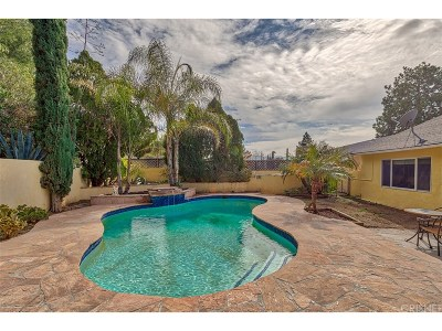 Canyon Country Single Family Home For Sale: 30202 Abelia Road