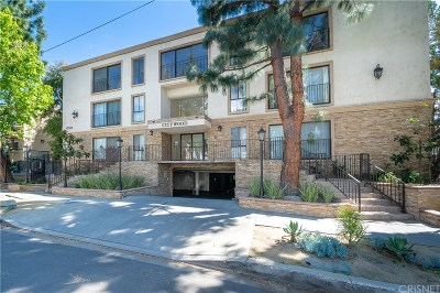 Sherman Oaks Condo/Townhouse For Sale: 15344 Weddington Street #310