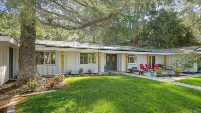 Los Angeles County Single Family Home For Sale: 15715 Beaver Run Road