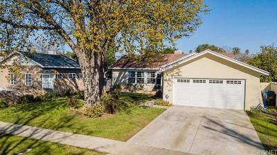 Winnetka Single Family Home For Sale: 20515 Gault Street