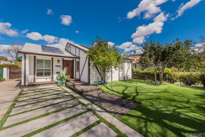 Single Family Home For Sale: 14727 McCormick Street
