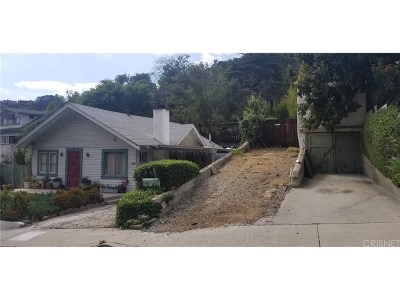 Los Angeles County Single Family Home For Sale: 2559 Glen Green Street