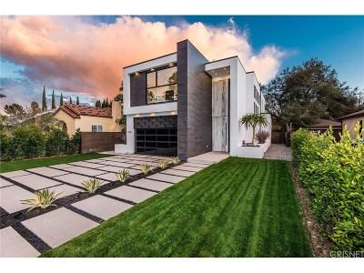 Toluca Lake Single Family Home For Sale: 11246 Kling Street
