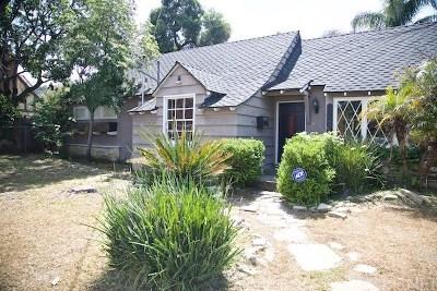 Studio City Single Family Home Active Under Contract: 3763 Laurel Canyon Boulevard
