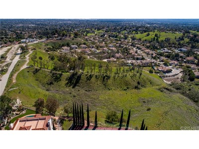 Granada Hills Residential Lots & Land For Sale: 12201 Highwater Road