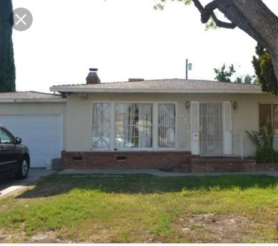 Los Angeles County Single Family Home For Sale: 8347 Lullaby Lane