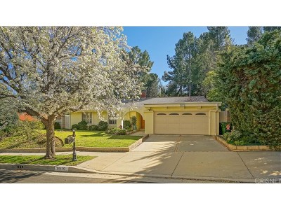 Los Angeles County Single Family Home For Sale: 18810 Killoch Way