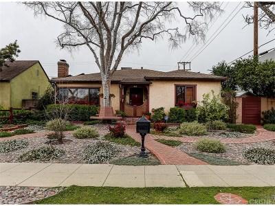 Burbank Single Family Home For Sale: 313 West Elm Avenue