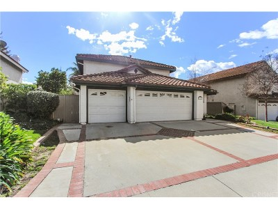 Moorpark Single Family Home For Sale: 12202 Willow Spring Drive