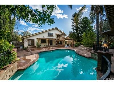 Chatsworth Single Family Home For Sale: 20461 Tulsa Street
