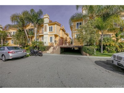 Sherman Oaks Condo/Townhouse For Sale: 14535 Margate Street #14