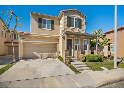 Valencia CA Single Family Home For Sale: $510,000