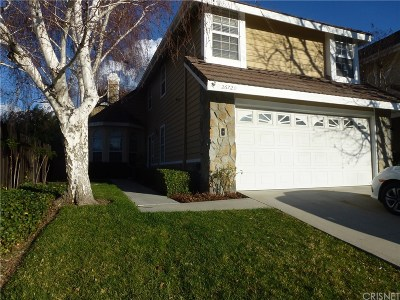 Canyon Country Single Family Home For Sale: 26720 Cynthia Court