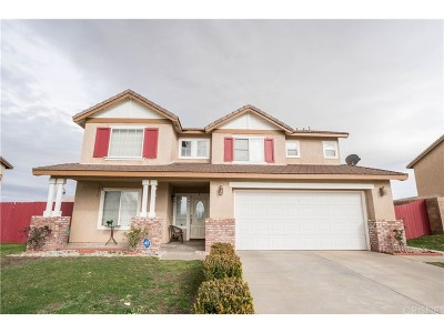 Palmdale Single Family Home For Sale: 36714 42nd Street East