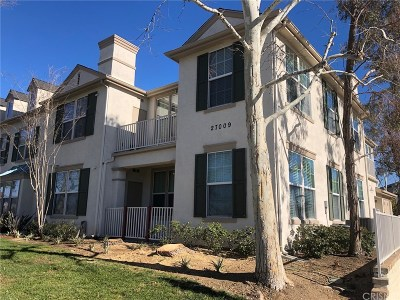 Valencia Condo/Townhouse Active Under Contract: 27009 Channel Lane #2