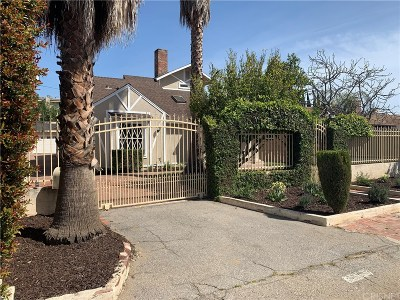 Studio City Single Family Home For Sale: 4438 Simpson Avenue