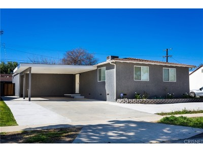 Panorama City Single Family Home For Sale: 8413 Costello Avenue