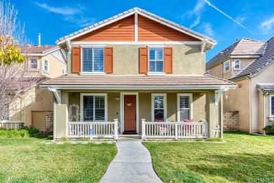 Valencia Single Family Home For Sale: 27640 Cobblestone Court
