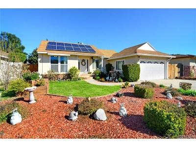 Tarzana Single Family Home For Sale: 19005 Sylvan Street
