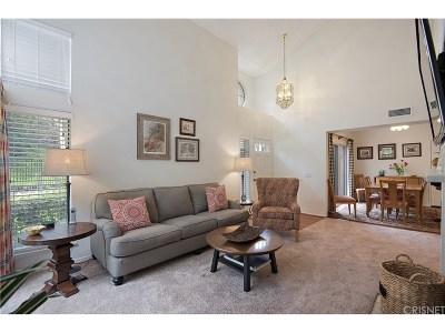 Valencia CA Condo/Townhouse For Sale: $464,000