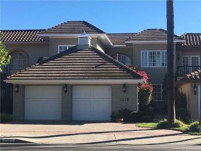 Single Family Home Active Under Contract: 2278 Canyonback Road