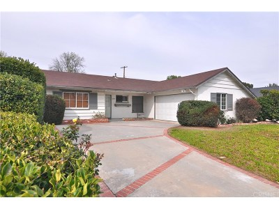 West Hills Single Family Home Active Under Contract: 6929 Birchton Avenue