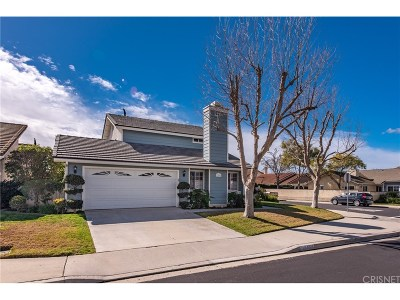 Moorpark Single Family Home Active Under Contract: 13056 East Mesa Verde Drive