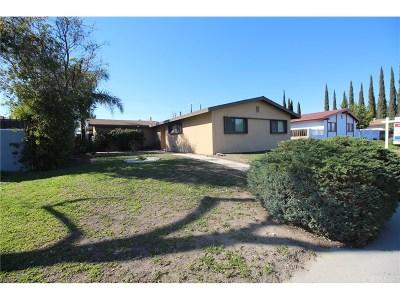 West Hills Single Family Home Sold: 8445 Topanga Canyon Boulevard