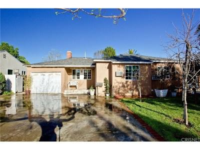 Reseda Single Family Home For Sale: 7240 Rhea Avenue