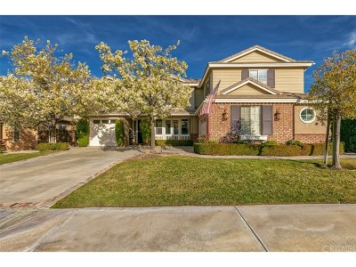 Saugus Single Family Home For Sale: 28914 Gateway Court