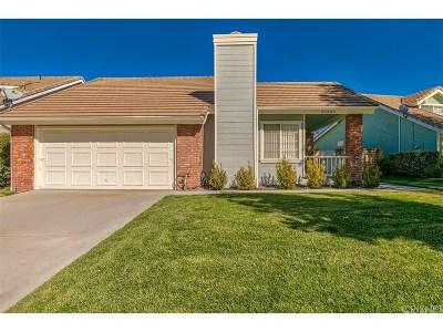 Valencia Single Family Home For Sale: 23909 Philbrook Avenue