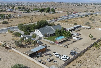 Palmdale Single Family Home For Sale: 41114 30th Street West