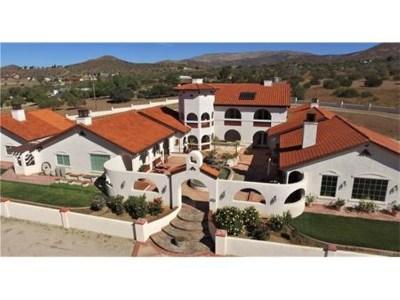 Acton Single Family Home For Sale: 2473 Via Clarita