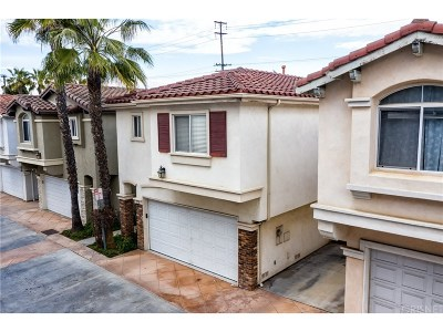 Redondo Beach Condo/Townhouse For Sale: 510 South Maria Avenue