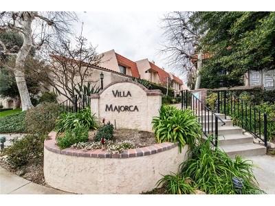 Woodland Hills Condo/Townhouse Active Under Contract: 6241 Nita Avenue