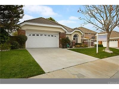 Valencia Single Family Home For Sale: 26511 Emerald Dove Drive