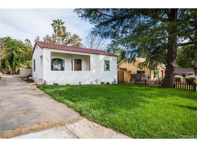 Altadena Single Family Home Active Under Contract: 2924 Emerson Way