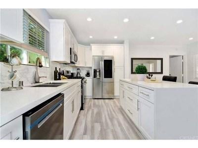 Encino Single Family Home For Sale: 17646 Calvert Street