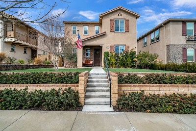 Single Family Home Active Under Contract: 28321 Camino Del Arte Drive