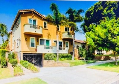 Burbank Condo/Townhouse Active Under Contract: 711 East Verdugo Avenue #105