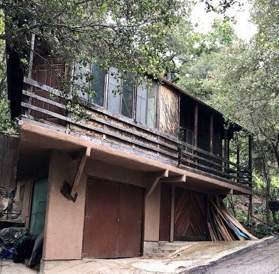 Woodland Hills Single Family Home For Auction: 4232 Rosario Road