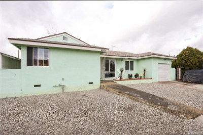 North Hollywood Single Family Home For Sale: 8031 Van Noord Avenue