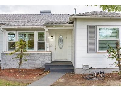 Valley Village Single Family Home For Sale: 5501 Carpenter Avenue
