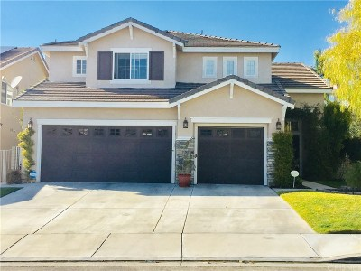 Stevenson Ranch Single Family Home Active Under Contract: 26065 Ohara Lane